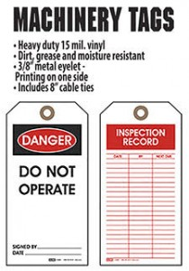 machinery-tags